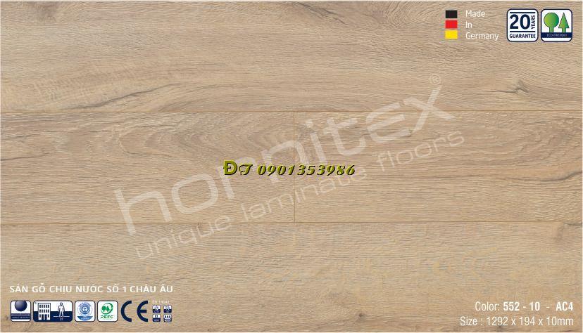 Sàn gỗ 552