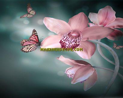 Tranh hoa F234