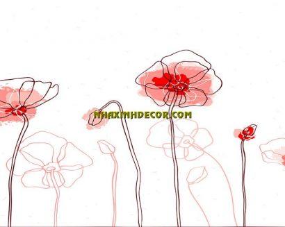 Tranh hoa F244