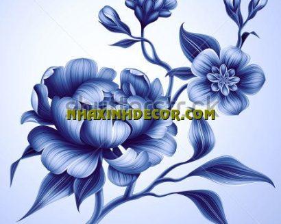Tranh hoa F298