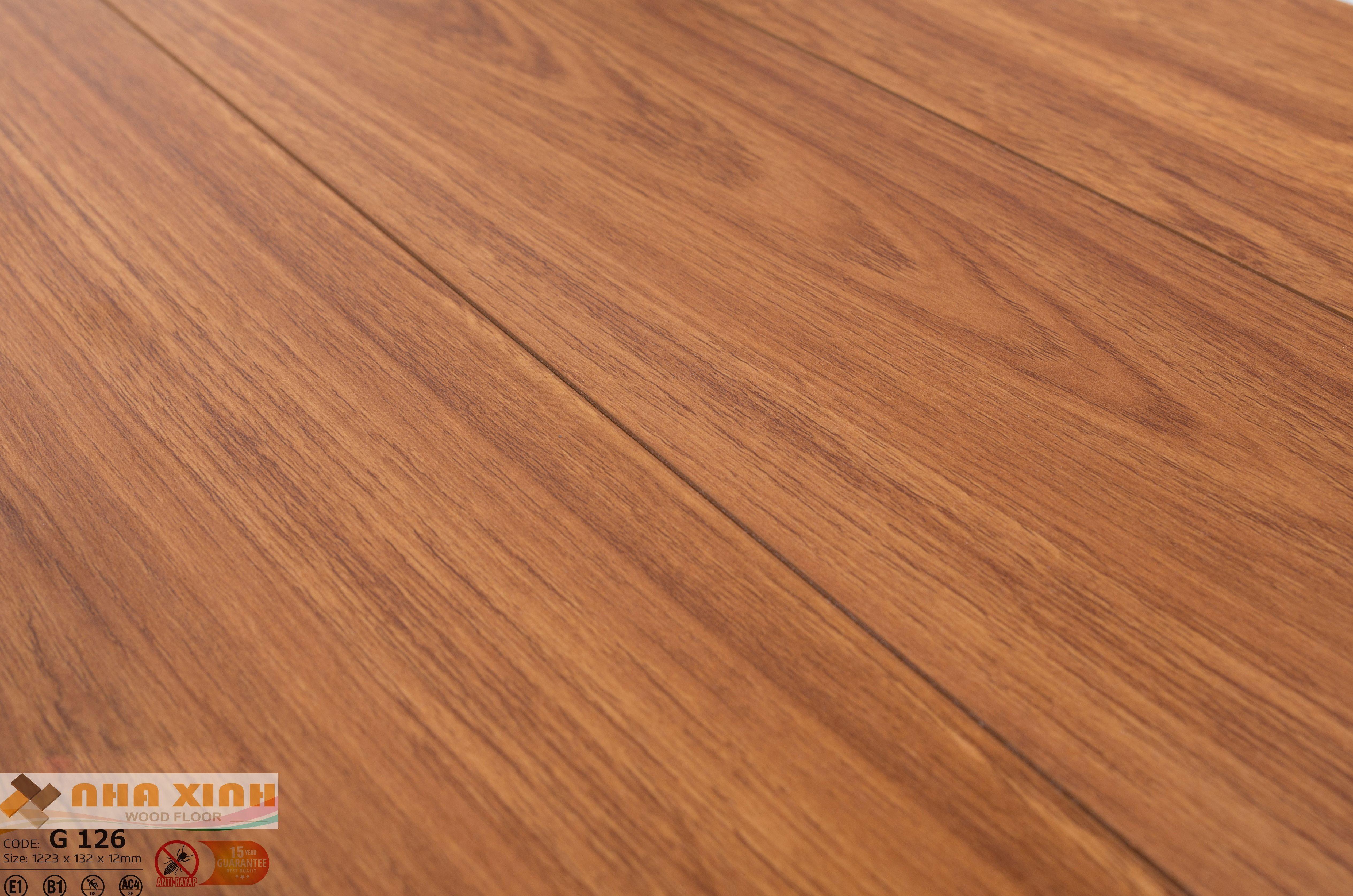 Sàn gỗ Glomax G126