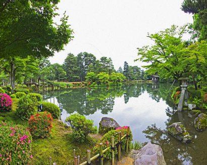 Tranh Phong Cảnh N527