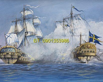 Tranh biển S177