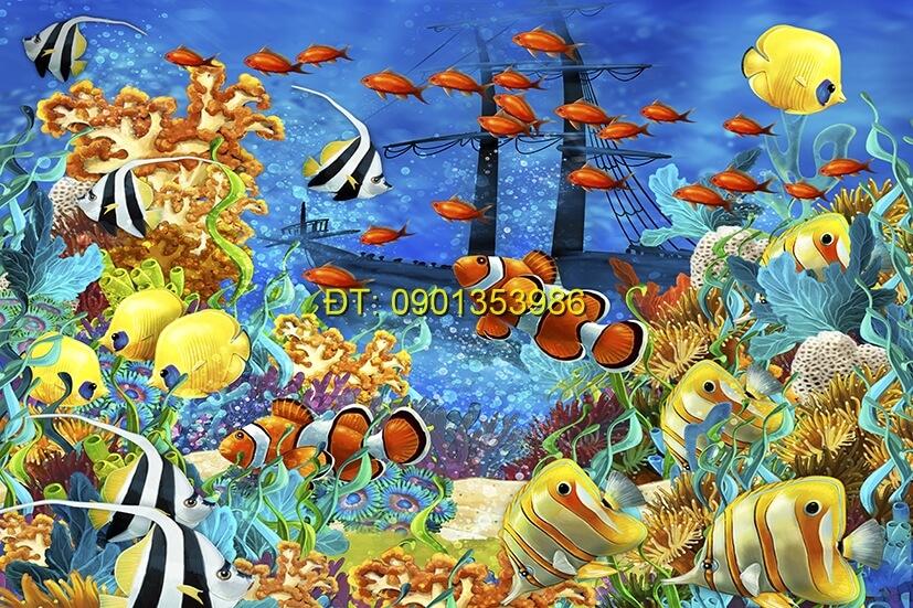Tranh biển S194