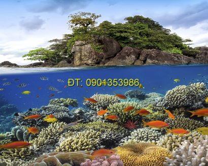 Tranh biển S199