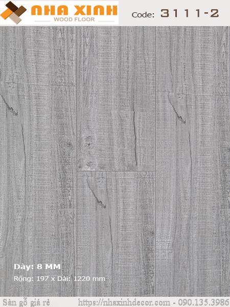 Sàn gỗ NHÀ XINH 3111-2