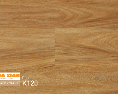 Sàn nhựa Nhà Xinh K120
