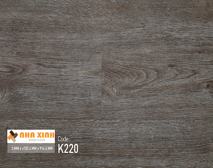 Sàn nhựa Nhà Xinh K220