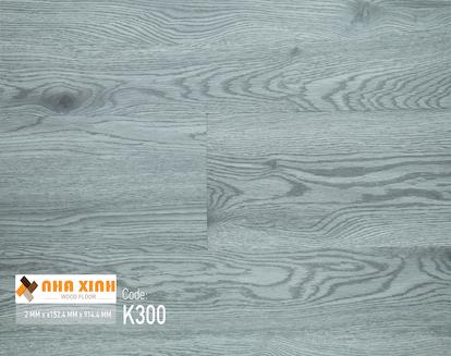 Sàn nhựa Nhà Xinh K300