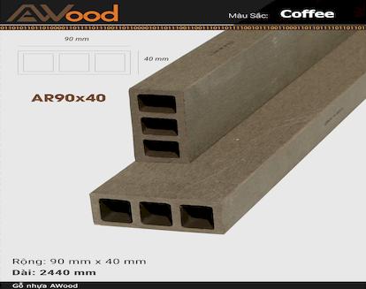 AWood AR90x40 Wood
