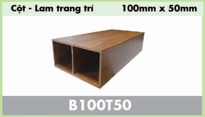 Lam trang trí B100T50