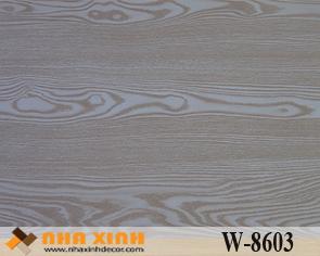 Tấm ốp tường gỗ nhựa 8603