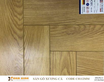 Sàn gỗ xương cá C01