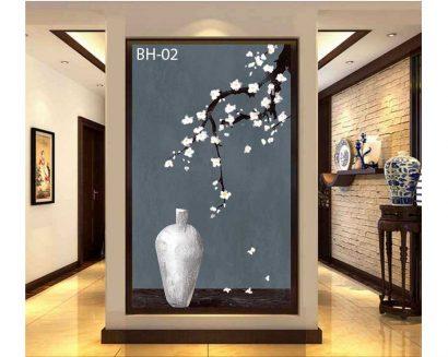 Tranh Bình Hoa Đẹp BH-02