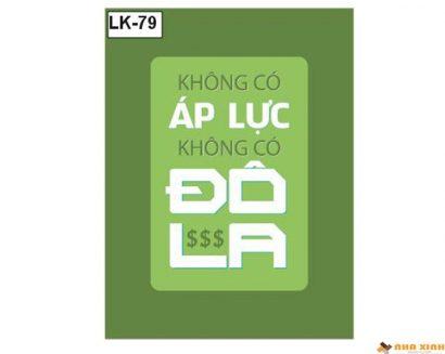 Tranh canvas LK-79