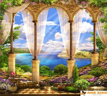 Tranh phong cảnh_052NT