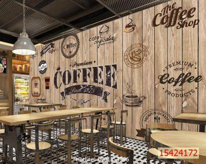 Tranh cà phê 15424172