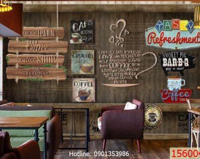 Tranh cà phê  15600459