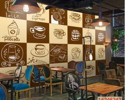 Tranh cà phê 1624624