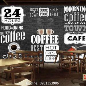 Tranh cà phê 16305458