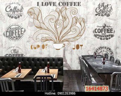 Tranh cà phê 16414873