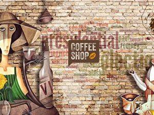 Tranh cà phê CF 5