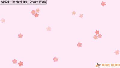 Giấy dán tường Dreamworld A5026-1