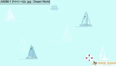 Giấy dán tường Dreamworld A5086-1
