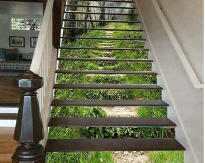 Tranh bậc cầu thang PTD121